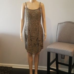 PAPELL BOUTIQUE Beaded Dress